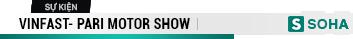 Vinfast - Paris Motor Show