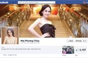 Facebook của những người nổi tiếng