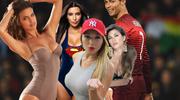 """Bị người đẹp """"bỏ rơi"""", Ronaldo xấu hổ với Messi, Pelle và Italia"""