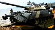 Video: Công binh Nga tập trận vượt sông cùng các chiến xa hạng nặng