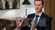 """Tổng thống Assad: Các nước phương Tây """"lặng lẽ"""" hợp tác với Syria"""
