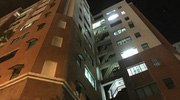 Gieo mình từ tầng 8 của chung cư, người phụ nữ nước ngoài tử vong