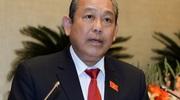 """Phó Thủ tướng: """"Cần kiểm tra quá trình thẩm định, cấp phép, phê duyệt cho Formosa"""""""