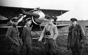 """Chuyện ít biết về phi công cự phách nhất Thế chiến 1:  Biệt danh """"Quỷ đỏ"""" đáng sợ"""