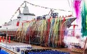 """Chiến hạm khủng Type 055 mới hạ thủy của Trung Quốc """"thiếu khả năng chiến đấu""""?"""