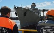 Nga đàm phán cung cấp tàu Gepard 5.1