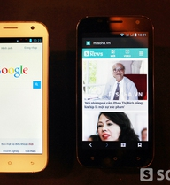 Thêm smartphone giá rẻ tại thị trường Việt Nam