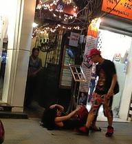 Yanbi sau khi đánh Andrea: 'Không thèm tính tiền mấy đứa cùn'