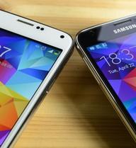 """Đập hộp Galaxy S5 phiên bản... """"nhái như thật"""" giá gần 4 triệu"""