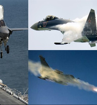 Khi Rafale, F-35 và Su-35 cùng hiện diện tại Biển Đông