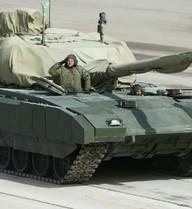 Xe tăng Armata sẽ không cần bảo mật thông tin khi xuất khẩu