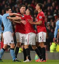 Mặt tối của derby Manchester