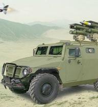 Nga bán xe thiết giáp Tigr cho Ai Cập