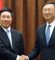 Việt Nam và Trung Quốc trao đổi về vấn đề trên Biển Đông