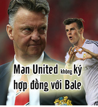 "Man United ""chốt hạ"" vụ Gareth Bale"