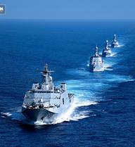 TT Indonesia thị sát đảo, tàu ngầm TQ xuất hiện ngay ở eo biển chiến lược