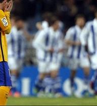 Messi và Neymar tịt ngòi, Barca bại trận thứ 2 liên tiếp ở La Liga