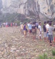 Đã tìm thấy thi thể 4 nữ sinh bị nước cuốn trôi trên sông Kỳ Cùng