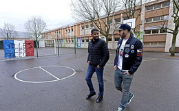 Tiết lộ hình ảnh Karim Benzema gặp gỡ kẻ đầu sỏ vụ tống tiền