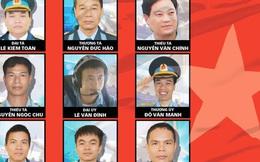 Truy tặng Huân chương Bảo vệ Tổ quốc cho 9 quân nhân Casa-212