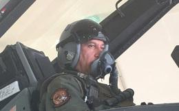 Bộ trưởng Quốc phòng Iraq đích thân lái F-16 tấn công IS