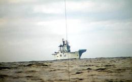 Bức ảnh để lộ vũ khí tối thượng đánh chìm tàu sân bay