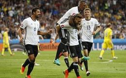 Đức 2-0 Ukraine: Chiến thắng kỳ quặc của Cỗ xe tăng