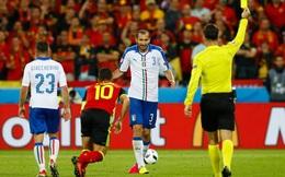 EURO 2016: Cả đội hình Italia đối mặt án treo giò