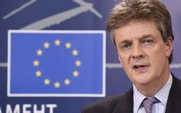 Ủy viên châu Âu của Anh Jonathan Hill tuyên bố từ chức