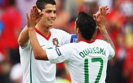 Bồ Đào Nha đâu chỉ có mỗi Ronaldo là cháy bùng khát vọng
