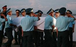 Thông tin chính thức về lễ tang phi công Su-30MK2 Trần Quang Khải