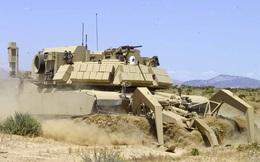 """Đáng sợ sức mạnh """"Quái vật thép"""" trên khung gầm xe tăng M1 Abrams"""