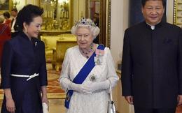 """Nữ hoàng Anh chê quan chức Trung Quốc """"rất thô lỗ"""""""
