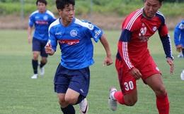 Công Phượng lập cú đúp vào lưới đội sinh viên Nhật Bản