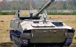 Biến thể diệt tăng của pháo tự hành 2S1 có trong biên chế QĐND Việt Nam