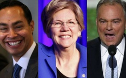 """3 nhân vật có khả năng được bà Clinton """"chọn mặt gửi vàng"""" cho vị trí phó Tổng thống"""
