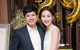 Bạn trai cập nhật ảnh tình tứ cùng hoa hậu Đặng Thu Thảo