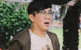Thành Lộc phải nhập viện bó thuốc sau khi đóng phim