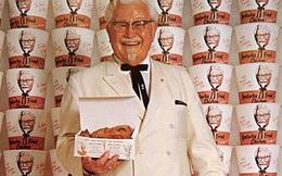 """Trước khi trở thành triệu phú, ông chủ gà rán KFC đã có cuộc đời """"không thể đen hơn"""" thế này đây"""