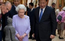 Lý do khiến Trung Quốc phải nhịn khi bị Nữ hoàng Anh chê thô lỗ