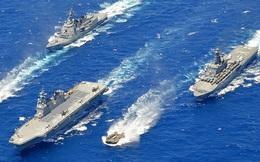 Tập trận tam giác Mỹ-Ấn-Nhật và diễn biến khiến TQ nóng mặt