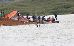 Tìm thấy thi thể 2 người chết đuối ở hồ thủy điện