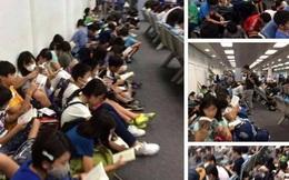 Cách trẻ con Nhật Bản vẫn làm tại sân bay khiến người người sửng sốt