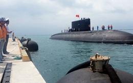 Cảng Cam Ranh cung cấp dịch vụ cảnh giới ngầm