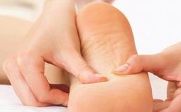Bấm huyệt ở chân: Cách chữa bệnh vô cùng hay mà ít người biết