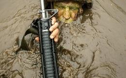 Hình ảnh huấn luyện khắc nghiệt của thủy quân lục chiến Mỹ