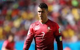 """Cris Ronaldo bất ngờ bị """"Người khổng lồ"""" Iceland mắng nhiếc"""