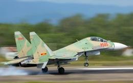 Su-30MK2 của KQVN mất tích