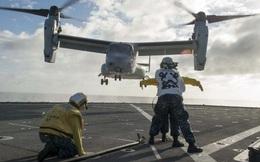 Mỹ sẽ triển khai thủy quân lục chiến sẵn sàng can thiệp tại Biển Đông
