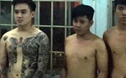 Giải thoát thanh niên khỏi nhóm xăm trổ ở Sài Gòn